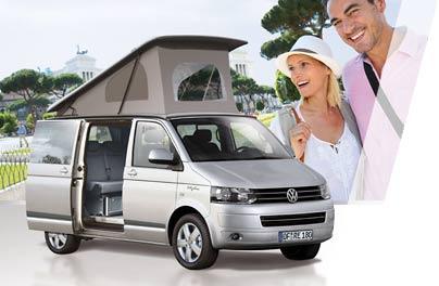 Mit Aufstelldach Schlafdach vom City-Van zum Campingbus ausstatten
